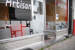 MG Solar Solutions Michaël Gomez -  Décoration vitrine
